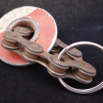 Copy of re-cycle key chain
